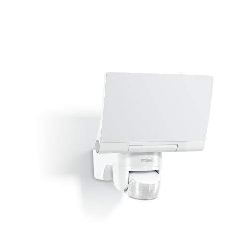 Steinel XLED Home 2 LED-Außenprojektor mit Bewegungsmelder - Außenleuchte mit Präsenzsensor - Spot Adjustable und Design Wandleuchte