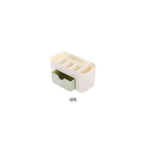 suuyar Caja De Recepción De Cosméticos Caja De Limpieza Douglas, Caja De Recepción De Escritorio, Oficina, Varios, Verde: Amazon.es: Hogar