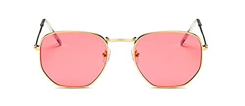 Gafas De Sol Gafas De Sol De Metal Vintage para Hombre, Gafas De Sol De Diseñador para Mujer, Gafas De Conducción Clásicas Uv400 C11
