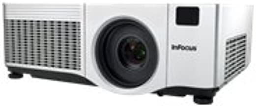 InFocus IN5108 High Performance High Resolution Meeting Room LCD Projector, Network Capable, Optional Lenses, SXGA, 4000 L...
