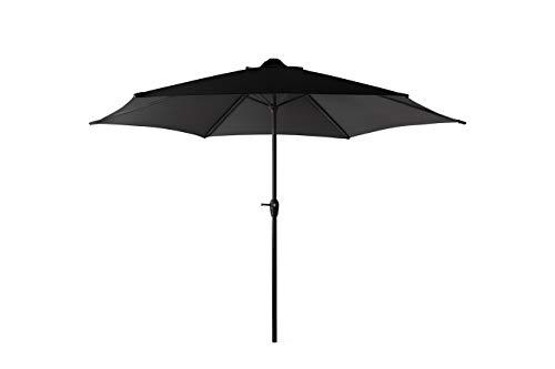 svart parasoll ikea