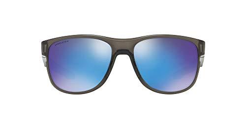 Oakley Crossrange Lunettes de soleil Grey Smoke Prizm Sapphire