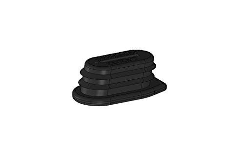 Missouri Tactical Products LLC A2 Grip Plug - Stowaway Grip Plug (Black)