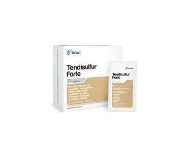 Uriach Tendisulfur Forte 240,8 gr