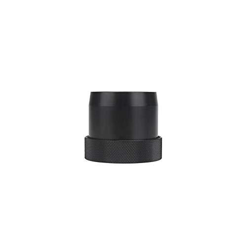 WILDGAMEPLUS Adapter Halterung für nv007 nachtsichtgerät bajonett kit für 40-46mm Umfang Durchmesser optische hülse schnelle Montage mit 2 Ringen NV007-ADP46