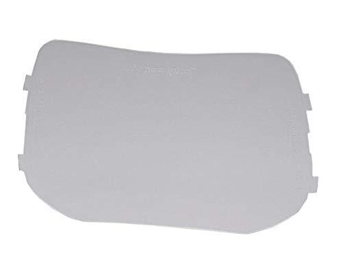 3M Vorsatzscheibe außen Kratzfest Speedglas 100 777000 Kopf- und Gesichtsschutz Vorsatzscheiben
