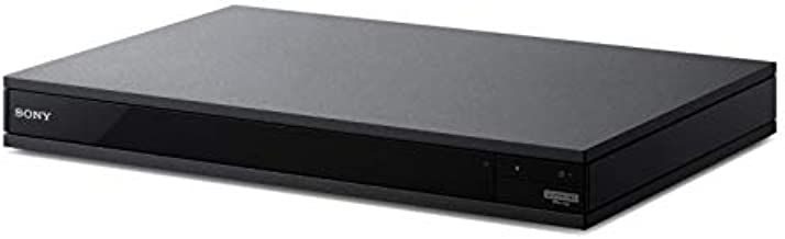Sony Ubp-X800M2 4K UHD Blu-Ray Disc Player (UBPX800M2), Black