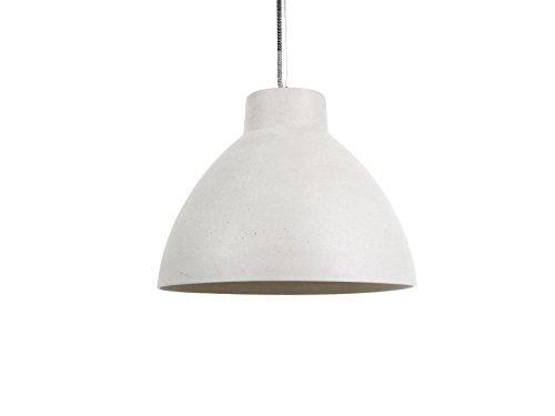 LEITMOTIV zandstone tafellamp, zandsteen, 40 W, wit, S