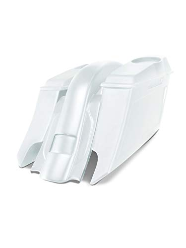 Find Discount Harley Davidson 6 down and 9 out angle saddlebags and Replacement fender for 98-08 t...