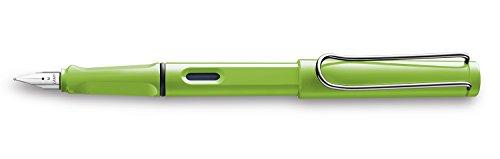 LAMY logo Kugelschreiber 204 – Kuli aus rostfreiem Edelstahl in der Farbe Matt-Schwarz mit integrierter Clip-Drücker-Einheit – Mit Großraummine – Strichbreite B