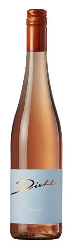 Weingut Diehl Rosé feinherb – Halbtrockener Roséwein aus der Wein-Region Pfalz (1 x 0,75l)