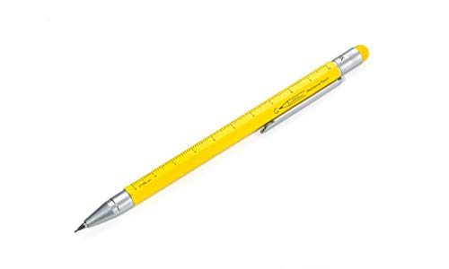 Troika Construction Mechanical Pencil Yellow (PIP21YE)