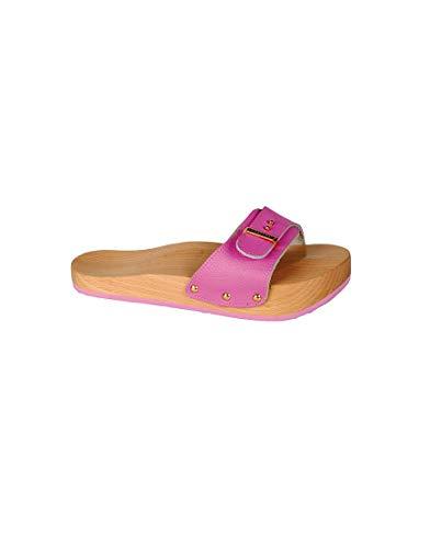 Lanaform Dynastatic ® - Chaussures Minceur Anti-Cellulite/Effet raffermissant (Rose, Numeric_36)