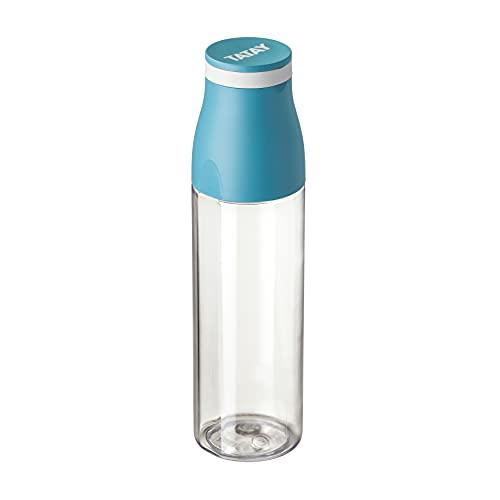 Tatay Botella Urban Drink de 650 ml, Hermética, de Tritán, Libre de BPA, Resistente a Rotura, No deja Sabor ni Olor, Apto Lavavajillas y Microondas, Color Ocean