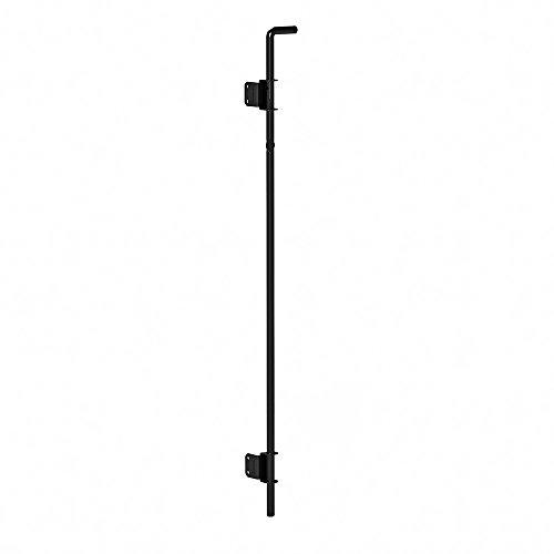 Barrette Outdoor Living 73024430 Heavy Duty Drop Rod, Black