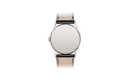 Patek Philippe Calatrava Platinum 5196P-001 with Two-Tone Silvery Gray dial