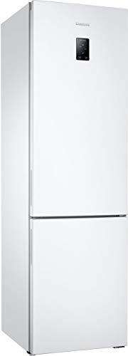 Samsung RB37J5249WWEF Kühl-Gefrier-Kombination / A+++ / 201 cm Höhe / 173 kWhJahr / 267 L Kühlteil / 98 L Gefrierteil / 2 Kühlkreisläufe für weniger Feuchtigkeitsverlust / Geruchsübertragung