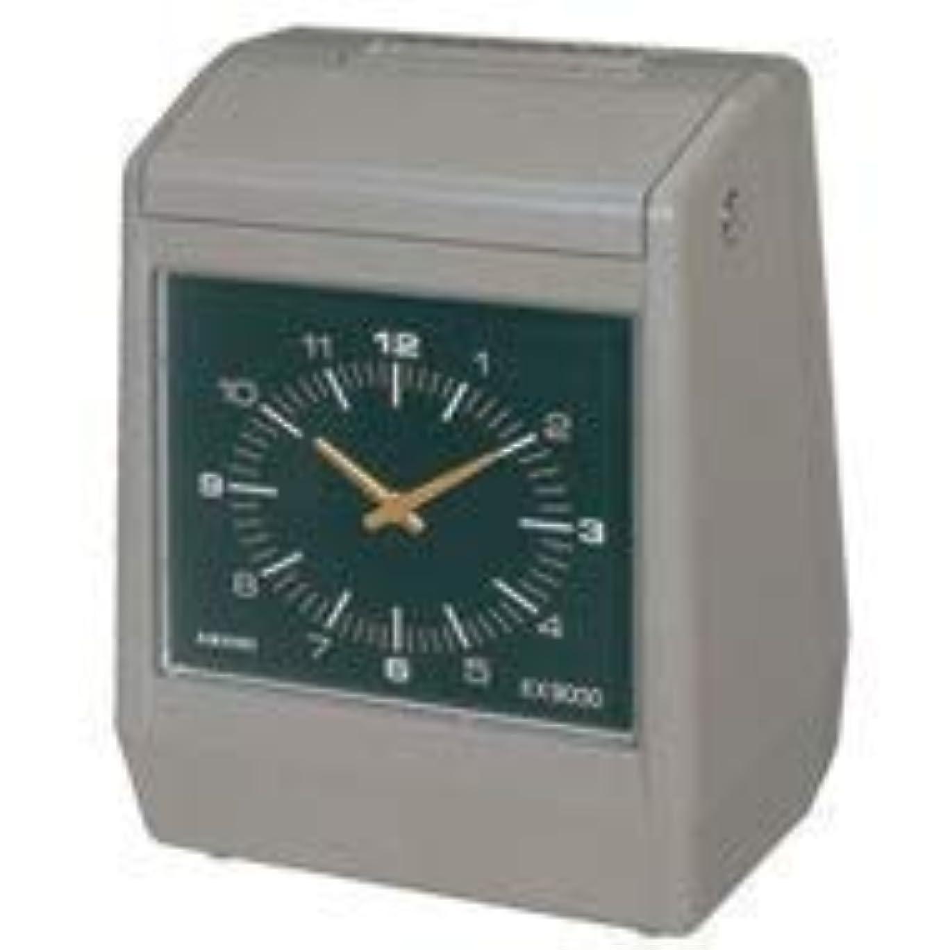 むさぼり食うたとえ全くアマノ 時刻記録タイムレコーダー EX9800 EX9800