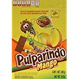 Pulparindo Mango Flavor - Mexican Candy By De La Rosa - PACK OF 4