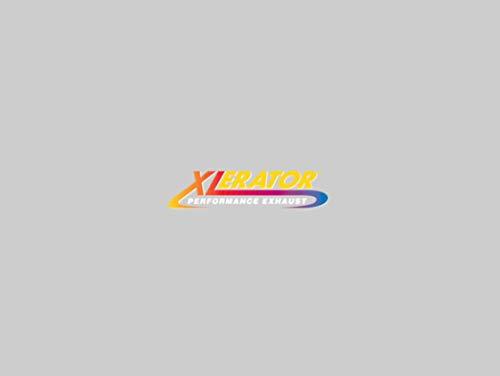 AP Exhaust 351211S Glasspack Muffler