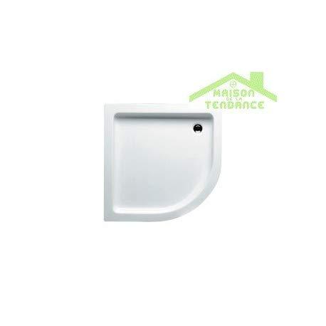 Duschwanne, Acryl Quadrant Riho 20790x 90x 8,5cm