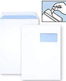 Sobres Papel Blanco C4 Marca UNIVERS GRAPHIQUE