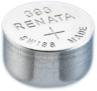 #393 Renata Watch Batteries 10Pcs