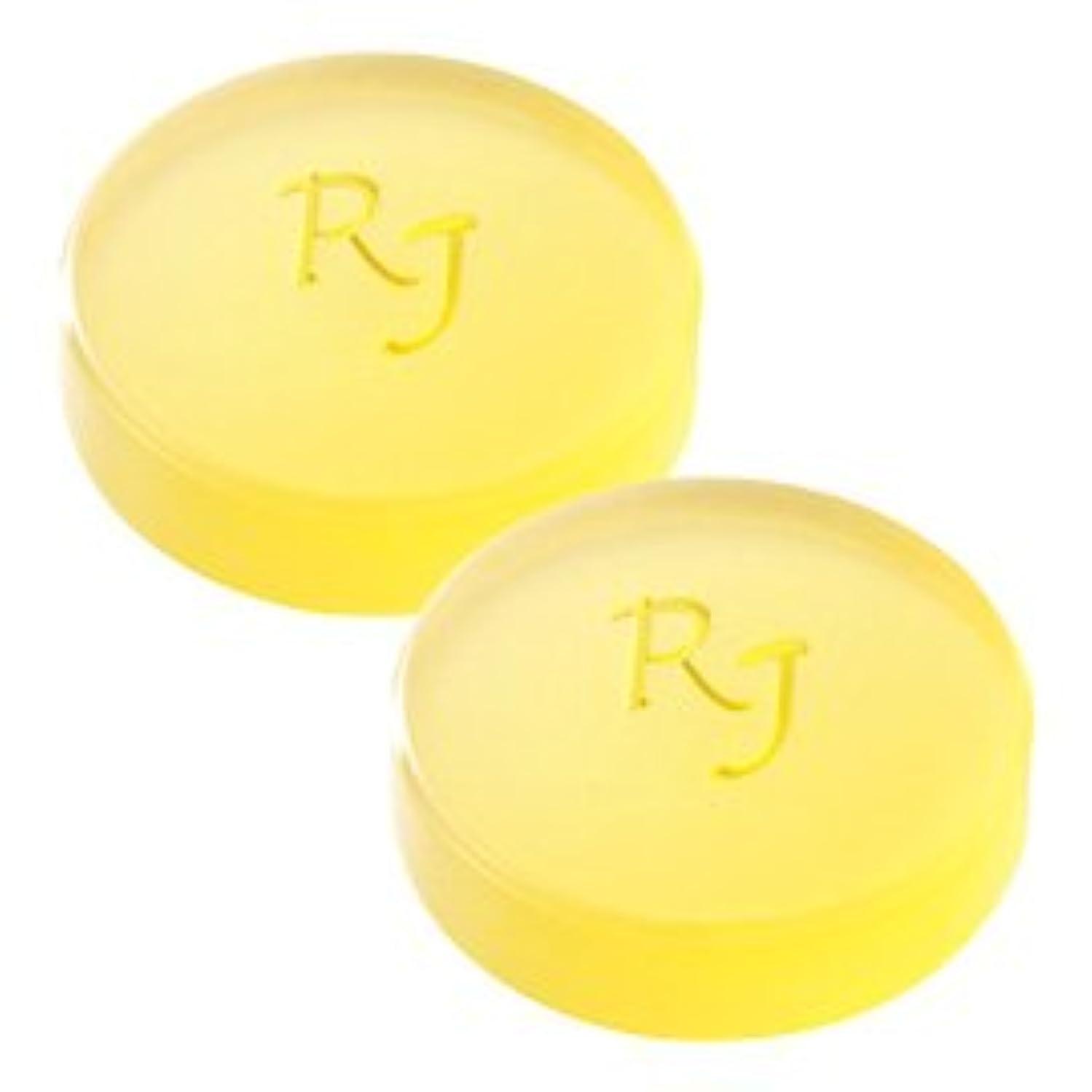 プリーツ早熟艦隊RJスキンケアソープ(洗顔石鹸) 60g×2個 / RJ Skin Care Soap <60g×2>