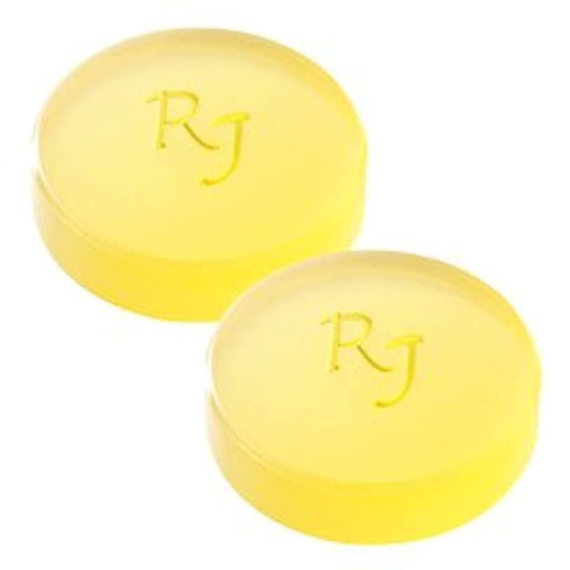 ヒョウ空いているスタンドRJスキンケアソープ(洗顔石鹸) 60g×2個 / RJ Skin Care Soap <60g×2>