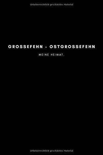 Großefehn - Ostgroßefehn: Notizbuch, Notizblock, Notebook | Punktraster, Punktiert, Dotted | 120 Seiten, DIN A5...