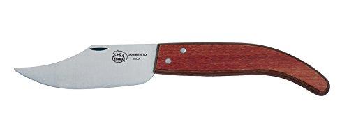 Imex El Zorro 51107-I Couteau à Pointe 8 cm Marron