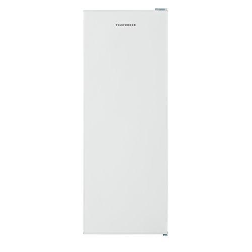 TELEFUNKEN KTFG15421FW2 Gefrierschrank Weiß/Tiefkühlschrank - Leise & effizient / 145,5 cm hoch - 188L Nutzinhalt/Türanschlag wechselbar