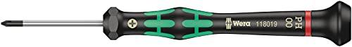 Wera 05118019001 Destornillador para Usos Electrónicos, 40 mm