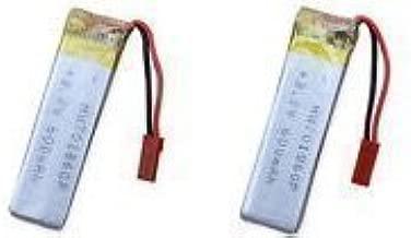 UDI RC U818A - 2 Power Baterías, 3.7 V 600 mAh Li-Po: Amazon.es ...