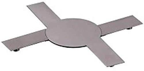 RVS Pfannenuntersetzer - Pan Coaster 23 x 17 cm