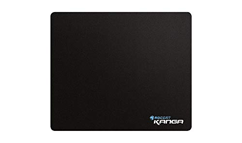 ROCCAT Kanga - Choice Cloth Stoff Gaming Mauspad (320 x 270 x 2 mm) schwarz