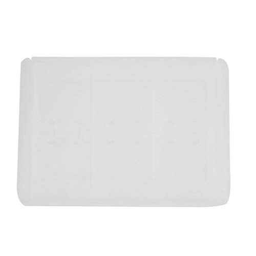 Nsdsb Caja De Cartucho De Soporte De Tarjeta De Juego 28 En 1 para Nintend 3Ds Y XL White