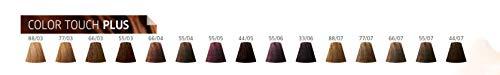 Color Touch Plus 88/07 Blond Clair Intense Naturel Marron 60 ML