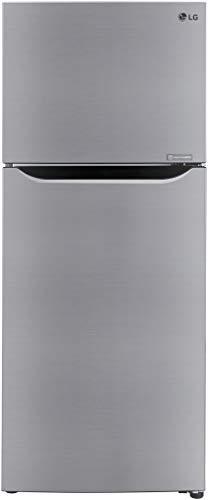 LG 260L 3 Star Smart Inverter Frost-Free Double Door Refrigerator (GL-T292SPZX, Shiny Steel, Convertible)