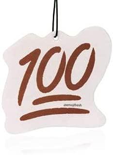 Boostnatics EmojiFresh 100 Emoji Car Air Freshener - Cool Water Scent