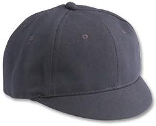 45df8e8d6bc1dd Amazon.com : Umpire Short Bill Cap - Navy (EA) : Baseball Protective Gear :  Sports & Outdoors
