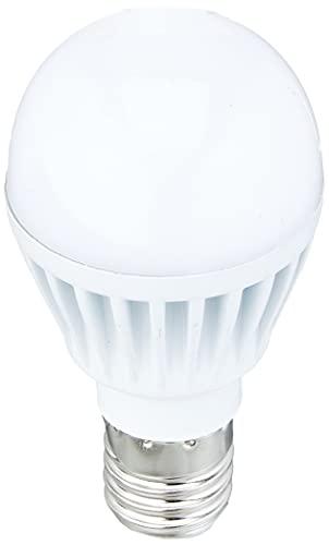 アイリスオーヤマ LED電球 口金直径17mm 広配光 60W形相当 昼白色 2個パック 密閉器具対応 LDA7N-G-E17-6T62P