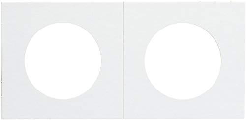 100 2×2 Cardboard Coin Holders Half Dollars