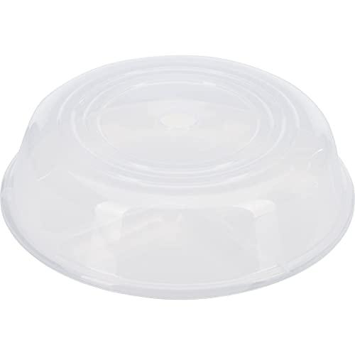 Westmark Coperchio da microonde, rotondo, ø ca. 25 cm, altezza ca. 6,3 cm, plastica, colore: trasparente, 22452270