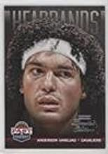 Anderson Varejao #2/5 (Basketball Card) 2012-13 Panini Past & Present - Headbands - Limited Edition #9