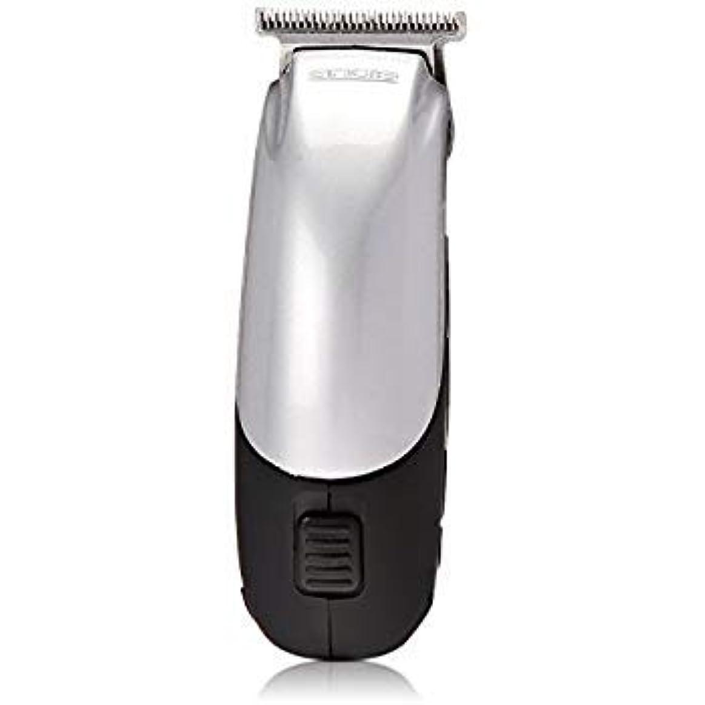 不完全ジャーナリスト刺します[Andis] [Cordless Trim `N Go 12-Piece Portable Beard/Hair Trimmer, Black/Silver, Model PS-1 (24870) ] (並行輸入品)