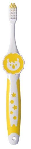 Pigeon Training Toothbrush (Yellow)