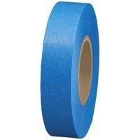 スマートバリュー 紙テープ5巻入 青 B322J-BL