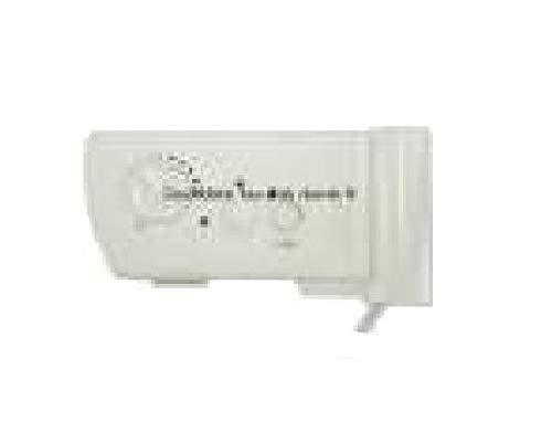 ATLANTIC - Seche-Serviette Atlantic 2012 - ATL-2012 - blanc, vertical, 1000, L.550xH.1781xEp.85(mm), modèle classique, mono-230v