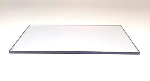 Láminas de policarbonato Makrolon ®, transparentes, varios cortes (1 mm, 1250 x 500 mm)